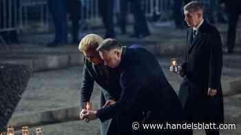 Gedenkfeier in Auschwitz: Polens Präsident Andrzej Duda warnt vor Verzerrung der Geschichte - Handelsblatt
