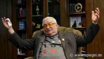 Polens Justizreform: Lech Walesa attackiert Präsident Duda nach Solidarnosc-Vergleich - DER SPIEGEL