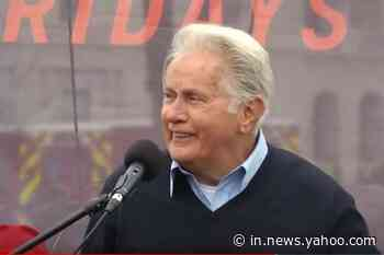 Watch: Martin Sheen recites Rabindranath Tagore's poem at climate change protest - Yahoo India News