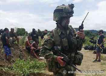El Eln y Gaor serían responsables del atentado a los militares en Fortul: Mindefensa - W Radio