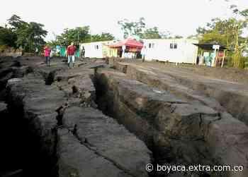 Ordenan reubicación de familias afectadas por emergencia en Caparrapí, Cundinamarca - Extra Boyacá
