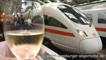 Ein ICE erhält den Namen Dillingen an der Donau - Augsburger Allgemeine