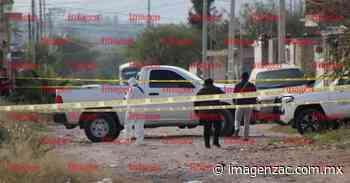 Hallan cadáver putrefacto en El Orito - Imagen de Zacatecas, el periódico de los zacatecanos