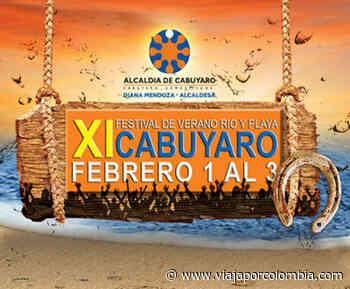 Festival de Verano, Rio y Playa en Cabuyaro, Meta - Ferias y fiestas de Colombia - Viajar por Colombia