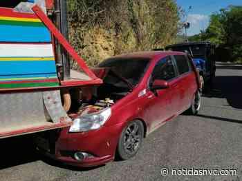 Accidente en la vía Ansermanuevo - Argelia - Noticias NVC