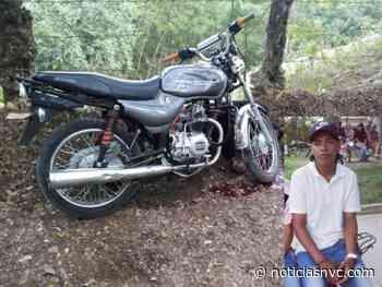 Asesinan a un joven en Ansermanuevo cuando se desplazaba en moto - Noticias NVC