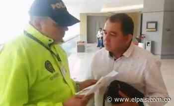 Capturan al alcalde y al secretario de Planeación de Ansermanuevo - El País – Cali