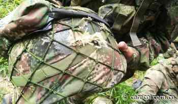 Capturan a soldado en municipio de Carepa - Caracol Radio