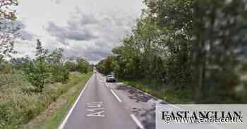 Lorry breaks down on A140 near Brome in Eye Suffolk | Latest Suffolk and Essex News - East Anglian Daily Times