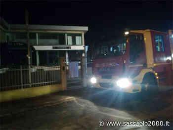 Incendio in ristorante a Castelnuovo Rangone - sassuolo2000.it - SASSUOLO NOTIZIE - SASSUOLO 2000