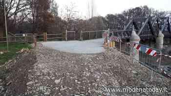 Castelnuovo Rangone: riapre il ponte sul percorso Natura - ModenaToday