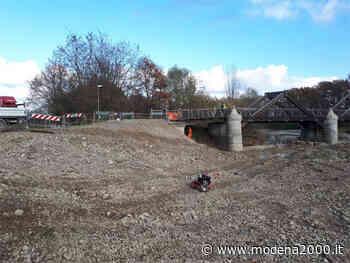Castelnuovo Rangone: riaperto il percorso natura del Tiepido, ripristinato il ponte ciclo pedonale - Modena 2000