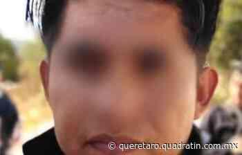 Asegurados con billetes falsos y droga en Buenavista - Quadratín Querétaro