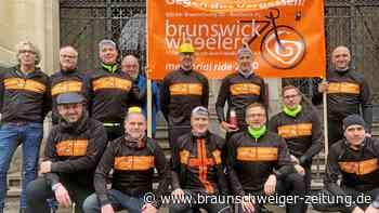 "Braunschweiger ""Brunswick Wheelers"" nonstop unterwegs - Braunschweiger Zeitung"