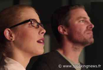 Finale de la série «Arrow» – Oliver / Felicity Reunion, reviendront-ils? - Breakingnews.fr
