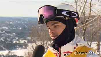 Mikaël Kingsbury confident he'll have success at Mont-Tremblant by replicating training run - CBC.ca