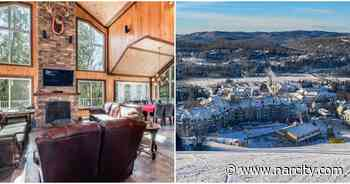 You Can Buy A Chalet Near Mont Tremblant For Only $370,000 - Narcity