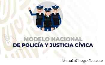 Acaponeta, Ruiz y Tecuala AVANZAN EN MATERIA DEL NUEVO MODELO NACIONAL - Matutino Grafico