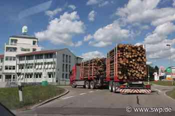 Klenk Holz in Oberrot: Unternehmen und Gemeinde gehen dem Lärm auf den Grund - SWP