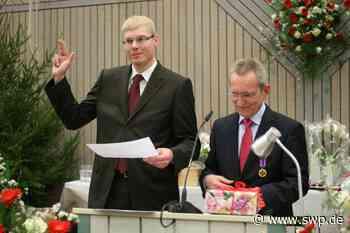 Bürgermeisterwahl in Oberrot: Daniel Bullinger: Konkurrenzlos im Wahlkampfmodus - SWP