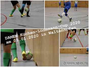 HEIMATREPORTER - BEITRAG: DAMEN Küchen-Lüdemann-CUP 2020 in Waltenhofen - Waltenhofen - all-in.de - Das Allgäu Online!