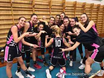 Serie C femminile: il Basket Rosa Bolzano chiude il 2019 superando Spresiano - Basket World Life