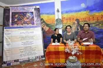 """Promotores culturales de Tixtla presentaron el cartel oficial para el """"VI Encuentro de Guitarra"""", - La Jornada Guerrero"""