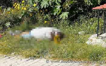 Localizan a hombre asesinado en el viejo libramiento a Tixtla - El Sol de Acapulco