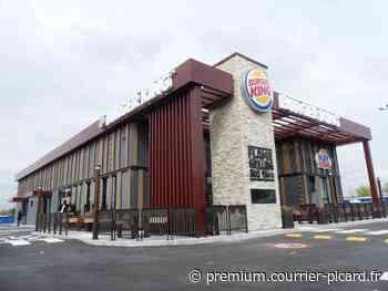 Le Burger King de Beauvais ouvre mardi 9 avril - Courrier Picard