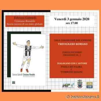 A Trevignano Romano la presentazione del libro su Cristiano Ronaldo - BaraondaNews