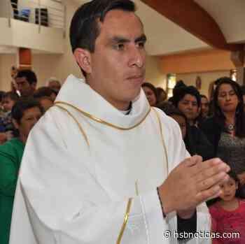Cura de Sapuyes es párroco en EE.UU. | HSB Noticias - HSB Noticias