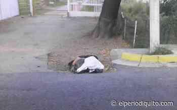 Hallan hombre tiroteado en Paya - El Periodiquito