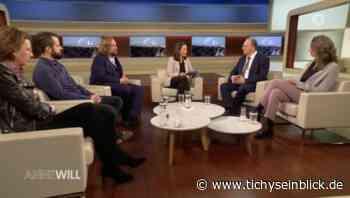 Anne Will: Schaumschlagen mit Anton Hofreiter - Tichys Einblick