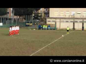 San Mariano Calcio, un minuto di silenzio per Giancarlo Baldacchini - CORCIANONLINE.it