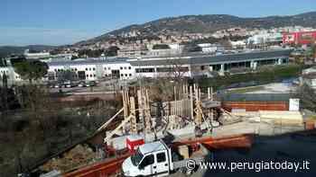 """Corciano, il sovrappasso tra Ellera e San Mariano sta diventando realtà. Pierotti: """"Quest'estate potrà essere usata"""" - PerugiaToday"""