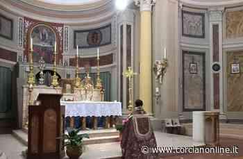 Danneggiamenti alla navata, chiesa di San Mariano chiusa al culto per verifiche - CORCIANONLINE.it