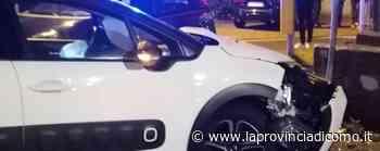Auto in contromano con il senso unico Due incidenti a Luisago in appena 4 giorni - La Provincia di Como