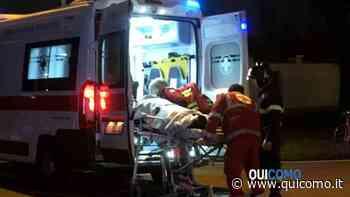 Incidente a Portichetto: due feriti - QuiComo