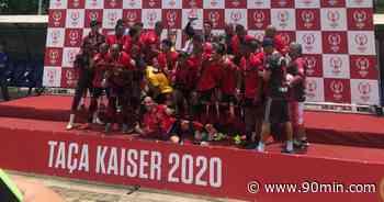 Vasco de Esmeraldas domina final, vence América e conquista a Taça Kaiser 2020 - 90min