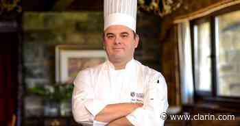 De cocinar en su casa de Carapachay a ser el chef del hotel más emblemático de la Patagonia - Clarín