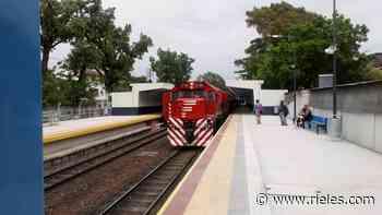 La estación Carapachay del Ferrocarril Belgrano Norte ya presta servicio - Rieles Multimedio
