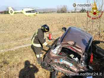 Grave incidente a Tauriano di Spilimbergo (PN) - Nordest24.it