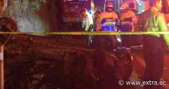 En Machachi, una persona perdió la vida en un accidente de tránsito - Portal Extra