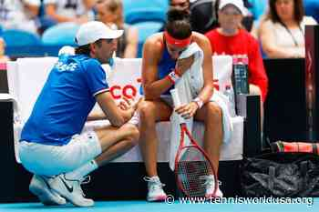 Julien Benneteau on Caroline Garcia's Return to the French Fed Cup team - Tennis World USA