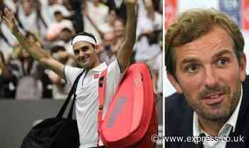Julien Benneteau blasts Roger Federer for staging exhibition tour during Davis Cup - Express