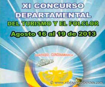 Concurso Departamental del Turismo y el Folclor en Guataquí, Cundinamarca - Ferias y fiestas de Colombia - Viajar por Colombia