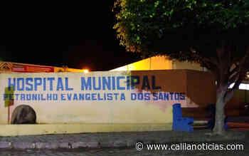 Homem é baleado na cabeça durante pescaria em açude de Santaluz - Calila Notícias