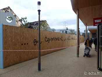 Yvelines. Aubergenville : cinq mois après l'incendie, les travaux vont débuter chez Marques Avenue - actu.fr