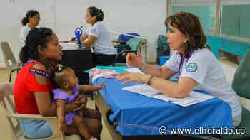 En jornada de salud en Dibulla se atendió a 1.500 personas - El Heraldo (Colombia)