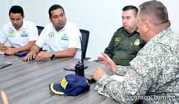 Convocan a autoridades a mejorar la seguridad de Magangué - Caracol Radio